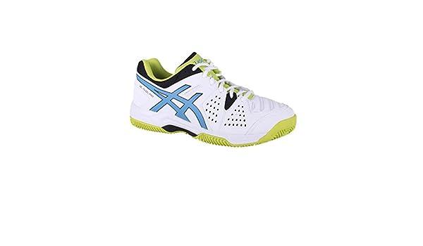 cuerda vida Fabricante  ASICS GEL PADEL PRO 3 SG E511Y 0142: Amazon.co.uk: Sports & Outdoors