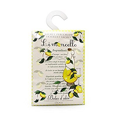 Large Scented Sachet Limoncello with Hanger, Fragrance