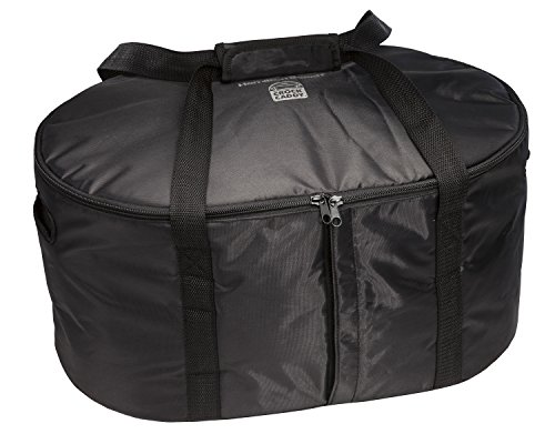 l Case & Carrier Insulated Bag for 4, 5, 6, 7 & 8 Quart Slow Cookers (33002) ()