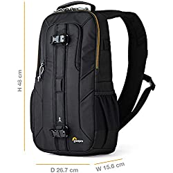 Lowepro 250 AW Slingshot Edge sac de transport pour Appareil photo Noir