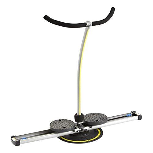 Fitness House Circle - Aparato para piernas y glúteos, color gris, talla única