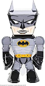 Metal Earth Comics Maqueta metálica Batman DC Justice League (Fascinations MEM021)