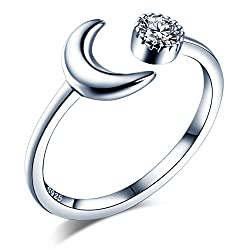Infinite U Moon Anillo de...