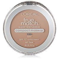 L'Oreal Paris True Match Super-Blendable Compact Makeup - Natural Ivory, 0.29 oz.