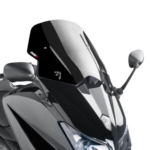 Parabrezza Scooter Puig V-Tech Line Sport Yamaha T-max 530 12-16 nero