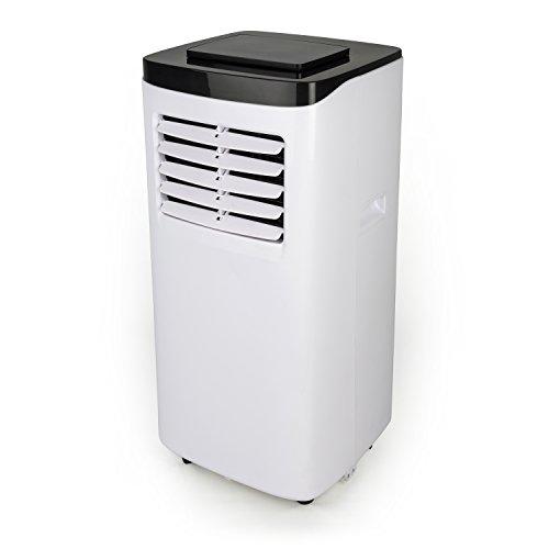TronicXL Tragbare Klimaanlage Set 7000 BTU Energy Class A Mobiles Klimagerät Digital