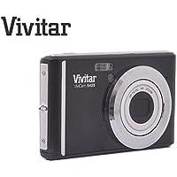 """Appareil photo numerique ultra compact Vivitar S425 de 16 megapixels (16 Mpx, zoom optique 4x, batterie Li-Ion, ecran 2,4"""") (noir)"""