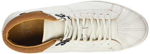 Faguo Damen Aspen Hohe Sneaker Ivoire (Cream)