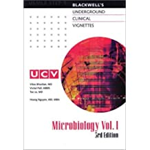 Underground Clinical Vignettes: Microbiology, Volume I: Classic Clinical Cases for USMLE Step 1 Review by Vikas Bhushan M.D. (2001-12-15)