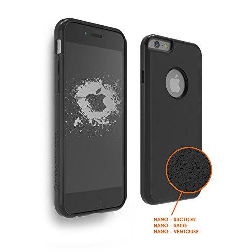 SHOP STORY - Coque Protection Anti-gravité avec Nano Ventouse pour une Adhérence sur Surfaces Lisses pour iPhone 6 / 6S