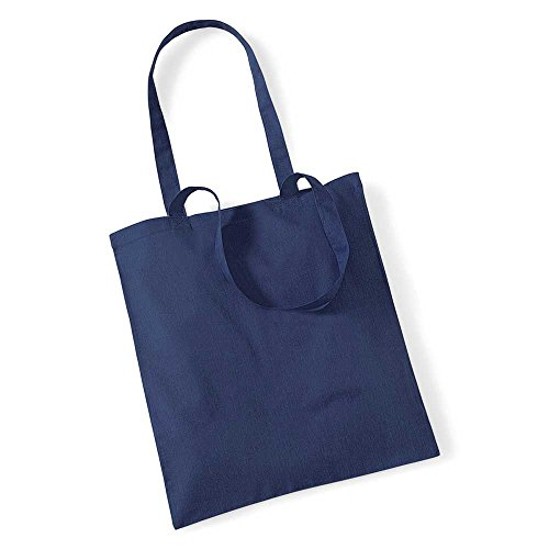 Westford Mill Shopping Bag For Life. French Navy