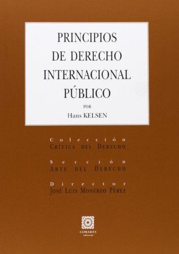 Principios De Derecho Internacional Público (Critica Derecho)