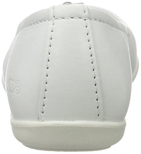 Mod8 Ondine, Ballerines fille Weiß (Blanc)
