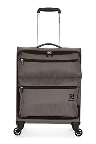 Revelation Weightless D4 C1 4W Std Cabin Spinner Charcoal Maleta, 55 cm, 33 liters, Gris (Charcoal)