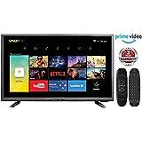 Kevin 81.3 cm (32 Inches) HD Ready LED Smart TV K1200N1 (Black)