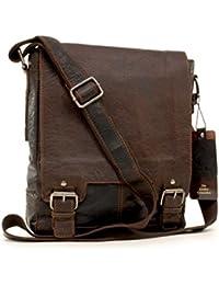 Ashwood Messenger Bag - Laptop iPad A4 Size - 8342