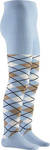 Playshoes Mädchen Strumpfhose Karo, in verschiedenen Farben, Textiles Vertrauen nach Oeko-Tex Standard 100, Gr. 110 (Herstellergröße:...