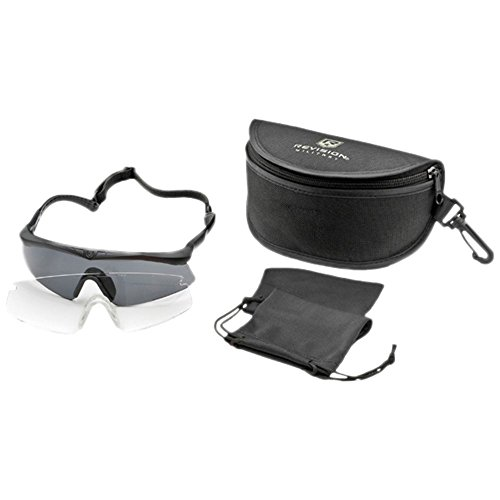 Revision Brille Sawfly Essential Kit schwarz Größe M