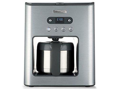 KENWOOD ELECTRONICS CMM620 - CAFETERA (INDEPENDIENTE  SEMI-AUTOMATICA  DRIP COFFEE MAKER  DE CAFE MOLIDO  ACERO INOXIDABLE  ACERO INOXIDABLE)