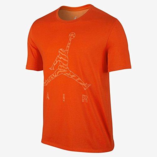 Nike - Jumpman Air Burnout ligne Michael Jordan Tee - T-shirt pour homme