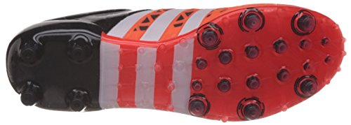 adidas Uomo Control High FG/AG scarpe da calcio Arancione (Orange (Solar Orange/Ftwr White/Core Black))