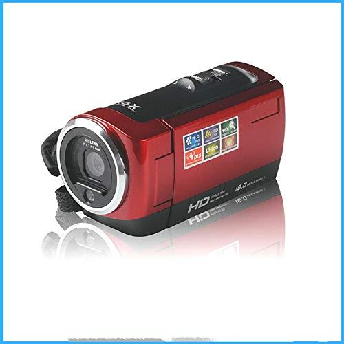 BILLY'S HOME Digitalkamera, Full HD 720p 16x Digital-Zoom-Videokamera, 24.0MP 3.0