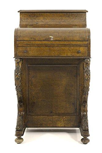 Secrétaire de luxe – Style baroque/Louis XV/XVI   fabriqué à la main   L12–12093