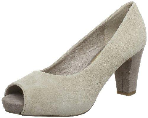 Jana Fashion 8-8-29301-20, Damen Pumps, Elfenbein (IVORY COMB 420), EU 37 (UK 4) (US 4)