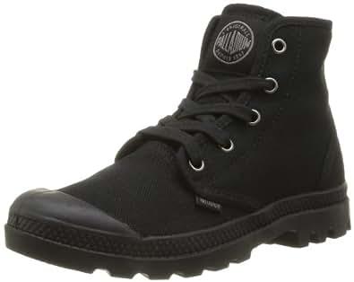 Palladium Us Pampa, Boots femme, Noir (315 Black), 36