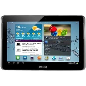 "Samsung Galaxy Tab 2 GT-P5110TSAXEF Tablette 10,1"" (25,65 cm) Processeur Dual-Core 16 Go Android Wifi Argent Titanium"