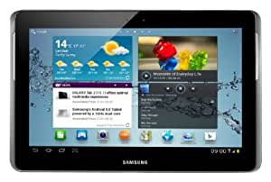 "Samsung Galaxy Tab 2 GT-P5110TSAXEF Tablette 10,1"" (25,65 cm) Processeur Dual-Core 16 Go Android"
