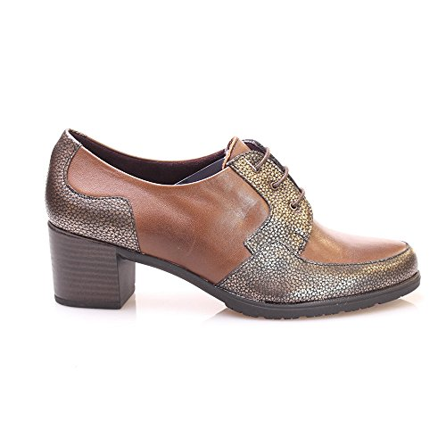 Pitillos Donna scarpe Derby marrone Size: 40