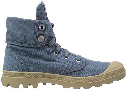 Palladium Baggy, Desert boots Homme Bleu (Nordic Blue/Putty 475)