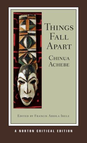 Buchseite und Rezensionen zu 'Things Fall Apart (Norton Critical Editions)' von Chinua Achebe