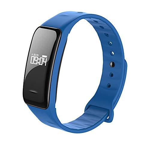 Ediand Fitness Tracker Sport Tracker Smart Uhrenarmband Armband Pulsmesser Smart Armband Wasserdichte Armbanduhr mit Gesundheit Schlaf Aktivität Tracker Schrittzähler für Smartphone