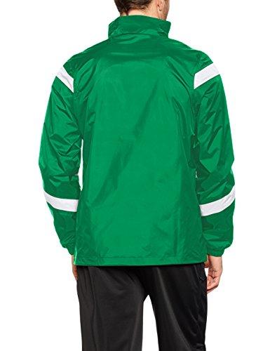 Erima Herren Classic Team Regenjacke smaragd/Weiß