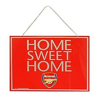 Arsenal F.C. Sweet Home Schild Mehrfarbig Nicht zutreffend