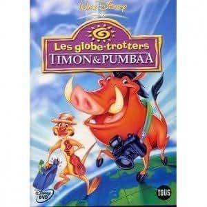 Timon et Pumbaa - Les Globe Trotters [Import belge]