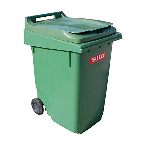 *Sulo Mülltonne 360 Liter, grün*