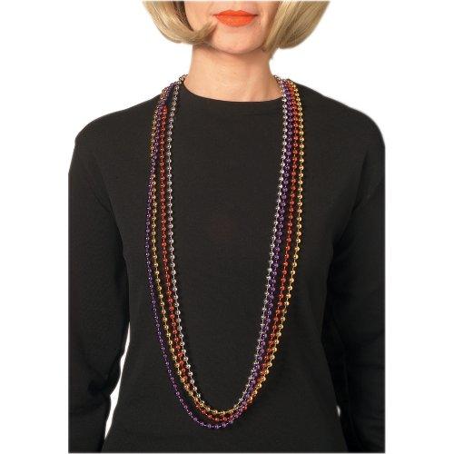 Collar Mardi Gras (Rubies 2342)