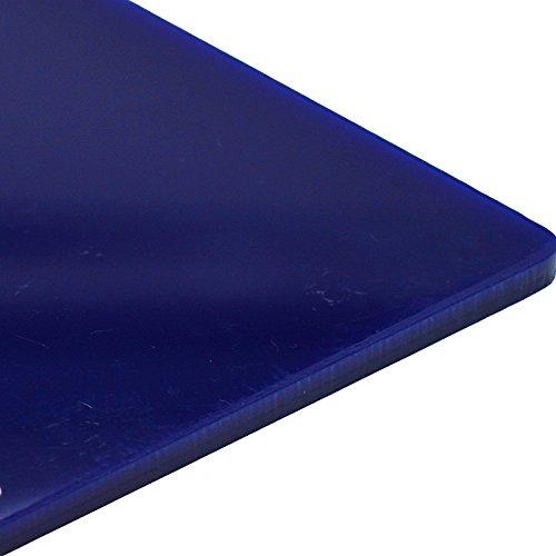 3 mm azul juego hojas A4 297 x 210 acabado satinado
