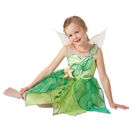 PARTY DISCOUNT Kinder-Kostüm Tinkerbell Gr. M, 5-6 ()