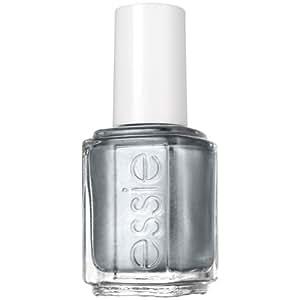 Essie 706-Smalto per unghie metallizzato No Place Like, da 5 ml, colore: nero