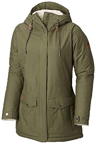 Columbia Damen Outdoorjacke Prima Element II Khaki M - Columbia Khaki