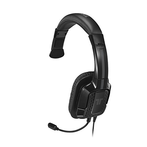 Mad Catz - Auriculares Tritton Kaiken Chat, Color Negro (Xbox One)