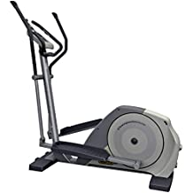 Tunturi C30 - Elíptica de fitness (programable, manual, ritmo cardiaco), color
