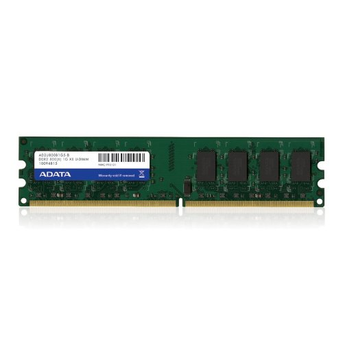 A-Data Value RAM 1024MB 800MHZ DDR2 DIMM Arbeitsspeicher (240 Gb Pin A-data 1)
