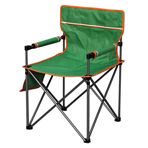 1949shop Camping Klappstuhl, kompakte leichte Rucksackstühle, klein zusammenklappbar faltbar in Einer Tasche für Outdoor, Camp, Picknick, Wandern