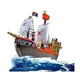 Jugueteriaonline 5025509113827 - Barco Pirata Blanco