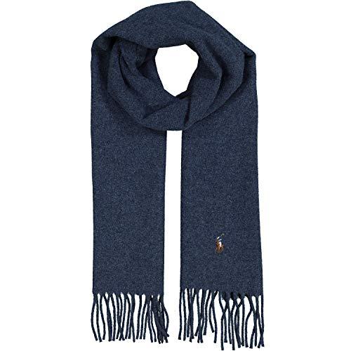 rren SCARF-WOOL Schal, Blau (Supply Blue Hthr 2Xb3), One Size ()